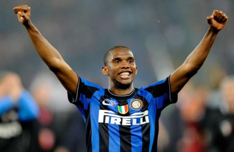 Samuel es el africano más exitoso en la historia del deporte