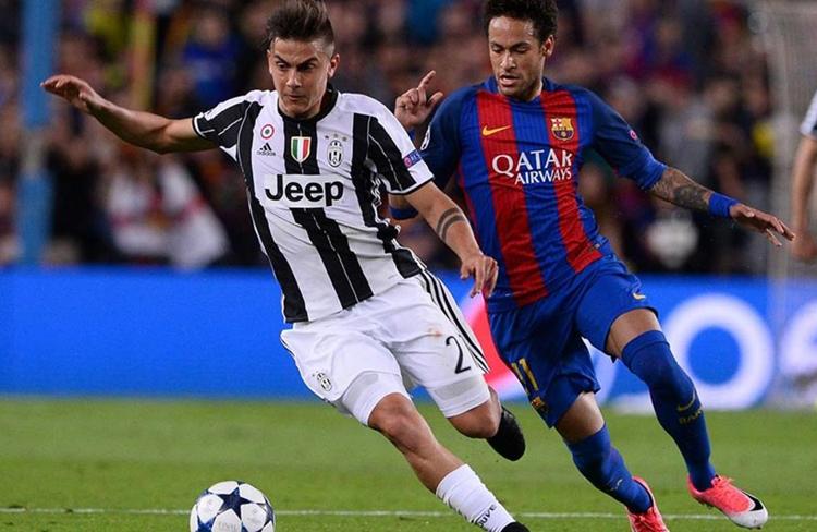 Neymar por Dybala parecía un cambio justo.