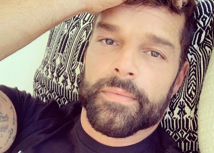 Cumpleanos Feliz Ricky Martin.Asi Agasajo Ricky Martin A Su Novio En Su Cumpleanos 35