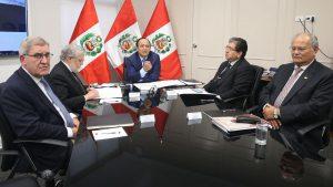 Comisión Especial de la Junta Nacional dio a conocer bases para definir a integrantes