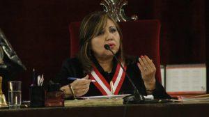 Jueza Susana Castañeda vota por reducir prisión preventiva de Keiko Fujimori a 18 meses