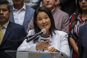 Fuerza Popular tendrá a Keiko Fujimori en su lista parlamentaria 2020