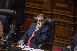 Procurador de la PCM denuncia a Pedro Olaechea