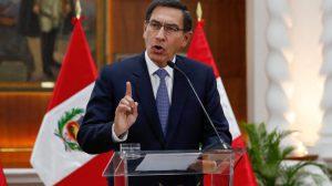Martín Vizcarra: Si Olaechea firma como presidente del Congreso, está usurpando un cargo
