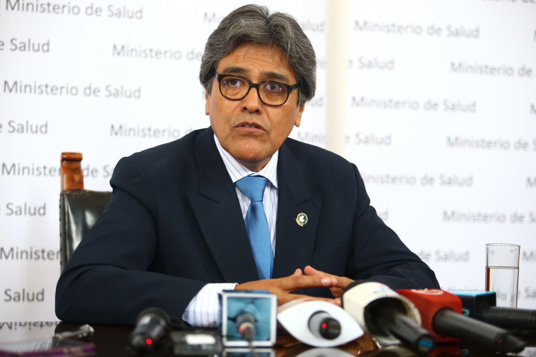 Abel Salinas sobre PPK: «Esperamos que en las próximas horas pueda salir de la Unidad de Cuidados Intensivos» - Caretas