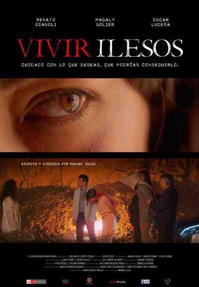 Película: Vivir Ilesos