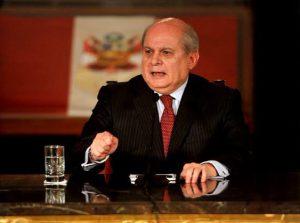 Pedro Cateriano se pronuncia tras la declaración de Dionisio Romero