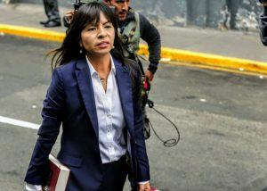 La abogada de Keiko Fujimori solicita al TC no considerar las declaraciones de Jorge Yoshiyama