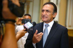 Héctor Becerril lanza serias acusaciones al Ejecutivo por la devolución de dinero a Odebrecht