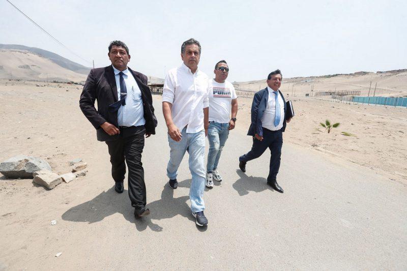 Martín Belaunde Lossio salió en libertad tras decisión del Poder Judicial