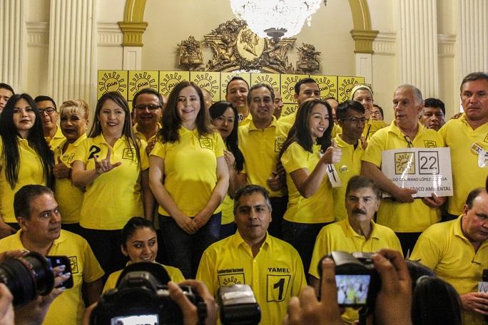 Solidaridad Nacional: estos son los números de las exfujimoristas en el partido amarillo