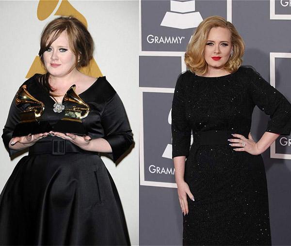 Adele y su nueva imagen sorprende al mundo: bajó 45 kilos con esta ...