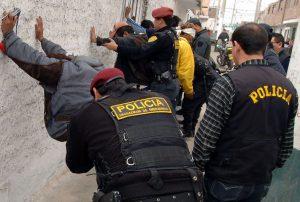 Policía Nacional capturó a 1,864 requisitoriados durante jornada electoral