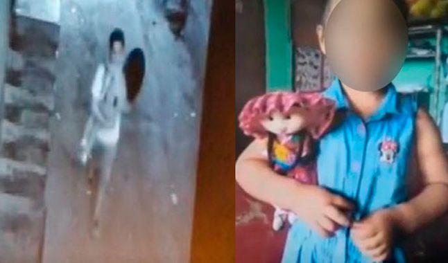 Resultado de imagen de niña secuestrada en independencia