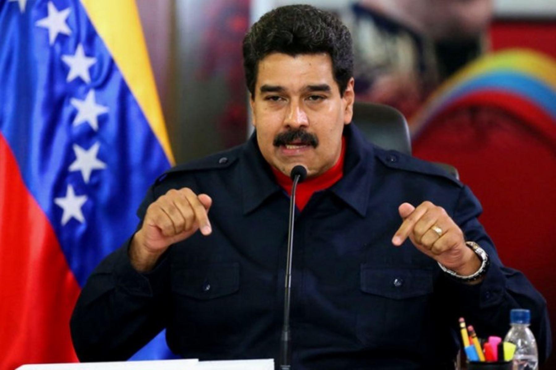 """Nicolás Maduro sobre la vacuna rusa contra el COVID-19: """"El primero que se  va a vacunar soy yo"""" - Caretas Mundo"""