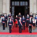 Gabinete de Ministros - Walter Martos
