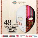 Concurso del Cuento de las Mil Palabras en Lenguas Originarias