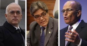 Apra: Roque Benavides descarta candidatura mientras Abel Salinas y Rafael Zeballos se apuntalan