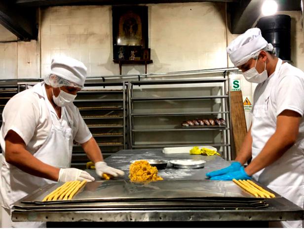 Pastelería San Martín