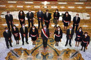 Congreso de la República otorga por mayoría Voto de Confianza a Gabinete Bermúdez