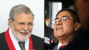 Blume votará sobre hábeas corpus de César Hinostroza a pesar que la hija del exjuez supremo trabajó en su despacho