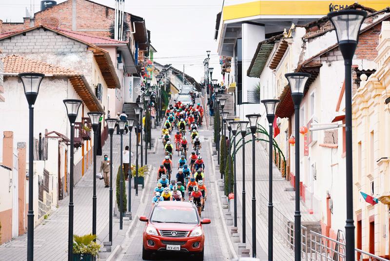 Ciclismo Peruano