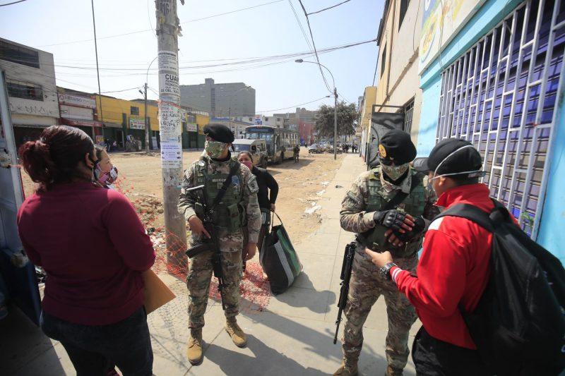 Lima y Callao: retorna la cuarentena los domingos hasta el 9 de mayo