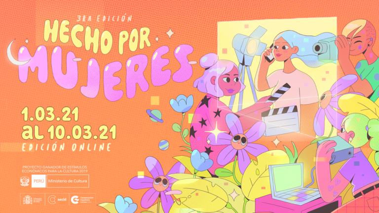 Tercer festival internacional de cine Hecho por Mujeres - Caretas Cultura