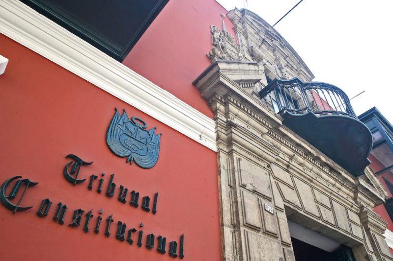 Abogados vinculados al fujimorismo, Apra, Chávarry e Hinostroza postulan al Tribunal Constitucional