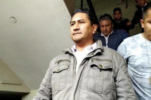 """Vladimir Cerrón: """"No habrá hoja de ruta con Perú Libre y Pedro Castillo"""""""