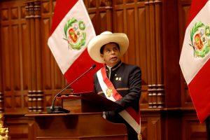 El primer mensaje presidencial de Pedro Castillo bajo análisis