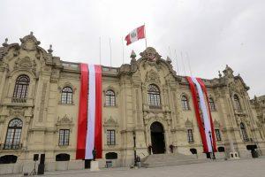 Pedro Castillo adelanta que Palacio de Gobierno será museo del Ministerio de las Culturas