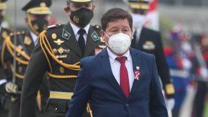 Guido Bellido respalda presencia de funcionarios vinculados a Vladimir Cerrón