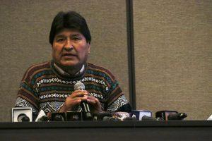 Partido de Evo Morales 'MAS' inaugura oficina en el Cusco