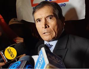 Ciro Gálvez: un ministro de armas tomar