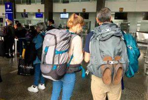Este lunes entran en vigencia los nuevos requisitos para las personas que ingresan al país