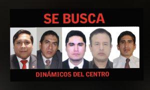 Los Dinámicos del Centro: Poder Judicial ordena búsqueda y captura internacional de Arturo Cárdenas Tovar y otros