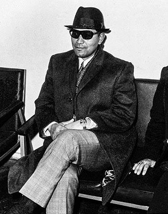 Manuel Novella Trabanco fue la atracción de la prensa mientras se dejó ver y fotografi