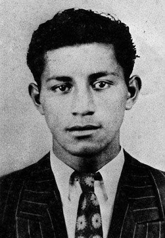 El joven Novella, años cuarenta