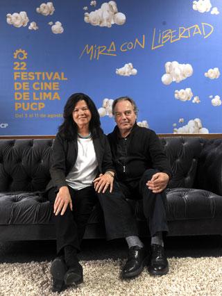 Pamela Yates y Paco de Onis crearon Skylight, una productora enfocada en la problemática &nbs