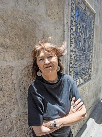 Canadiense Rosemary Sullivan, la autora de La hija de Stalin