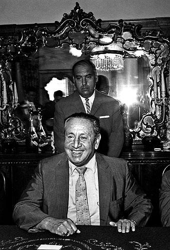 Durante ocho años el general Manuel Odría gobernó el país a sola firma