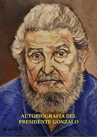 Retrato del pintor francés B. Mariotte