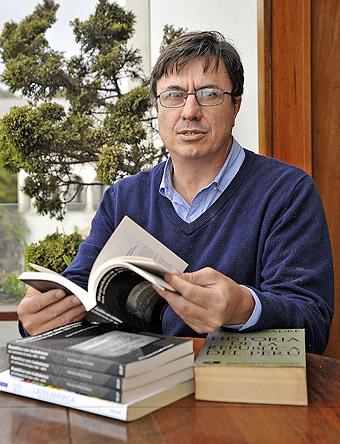 Historiador Iñigo García-Bryce