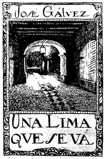 Crónicas evocativas de Lima