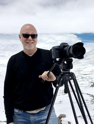 Baratti es un experimentado documentalista